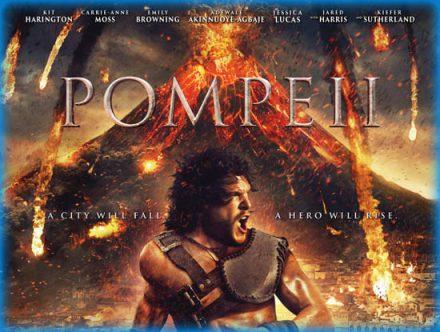 ภาพยนตร์ Pompeii (2014) ไฟนรกถล่มปอมเปอี