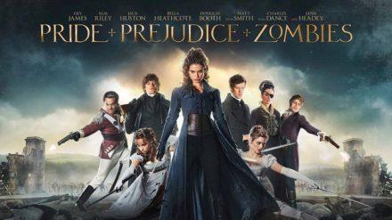 ภาพยนตร์ Pride and Prejudice and Zombies (2016) เลดี้+ซอมบี้