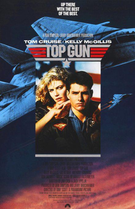 ภาพยนตร์ Top Gun (1986) ท็อปกัน ฟ้าเหนือฟ้า