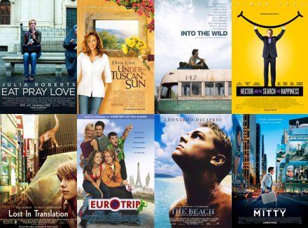 ภาพยนตร์ท่องเที่ยวที่ดีที่สุด 50 เรื่องตลอดกาล