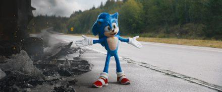 เรื่อง Sonic the Hedgehog